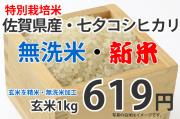 無洗米・新米静岡県産なつしずか